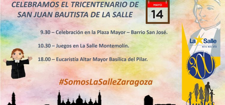 Celebración Tricenterario La Salle